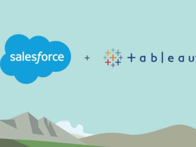 Tableau + Salesforce : Digital Transformation Journey